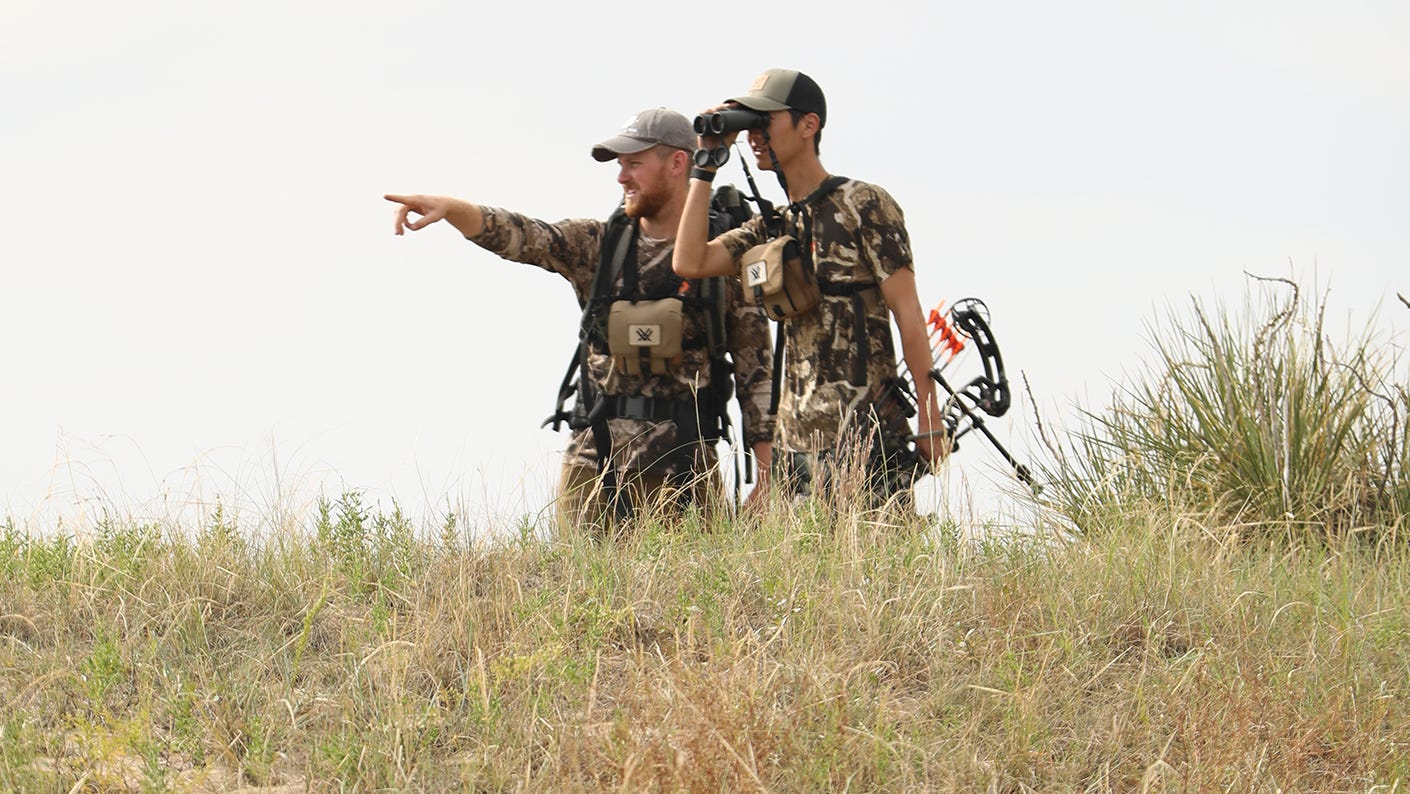 Lending a helping hand to new hunters can be a rewarding way to share your passion for the outdoors.