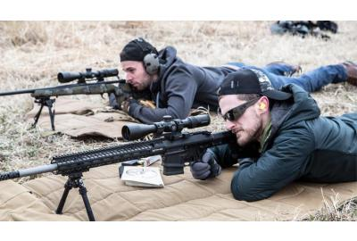 What's it like to shoot long range for the first time?