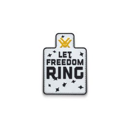 Vortex Let Freedom Ring Patch
