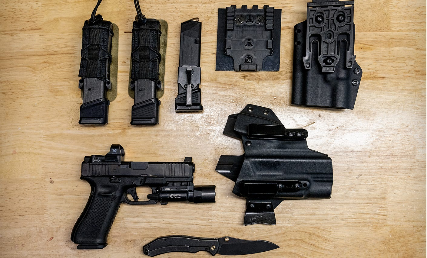 Concealed Carry Lethal