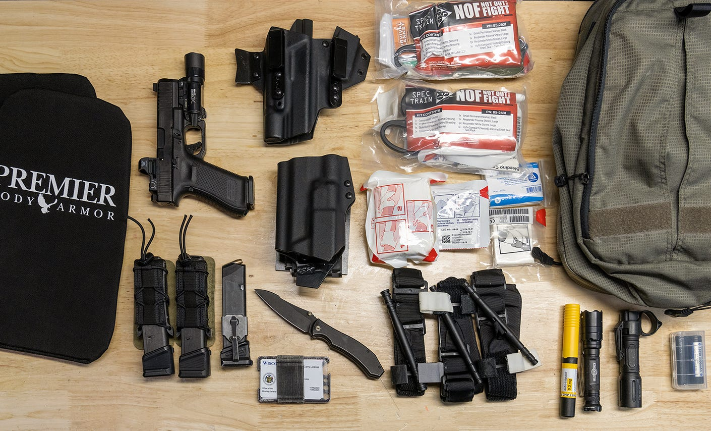 Concealed Carry Pack