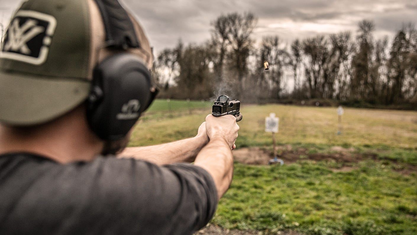 Getting started in the shooting sports