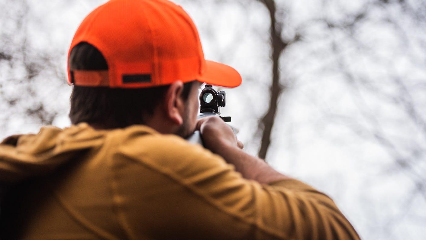 Still hunting squirrel