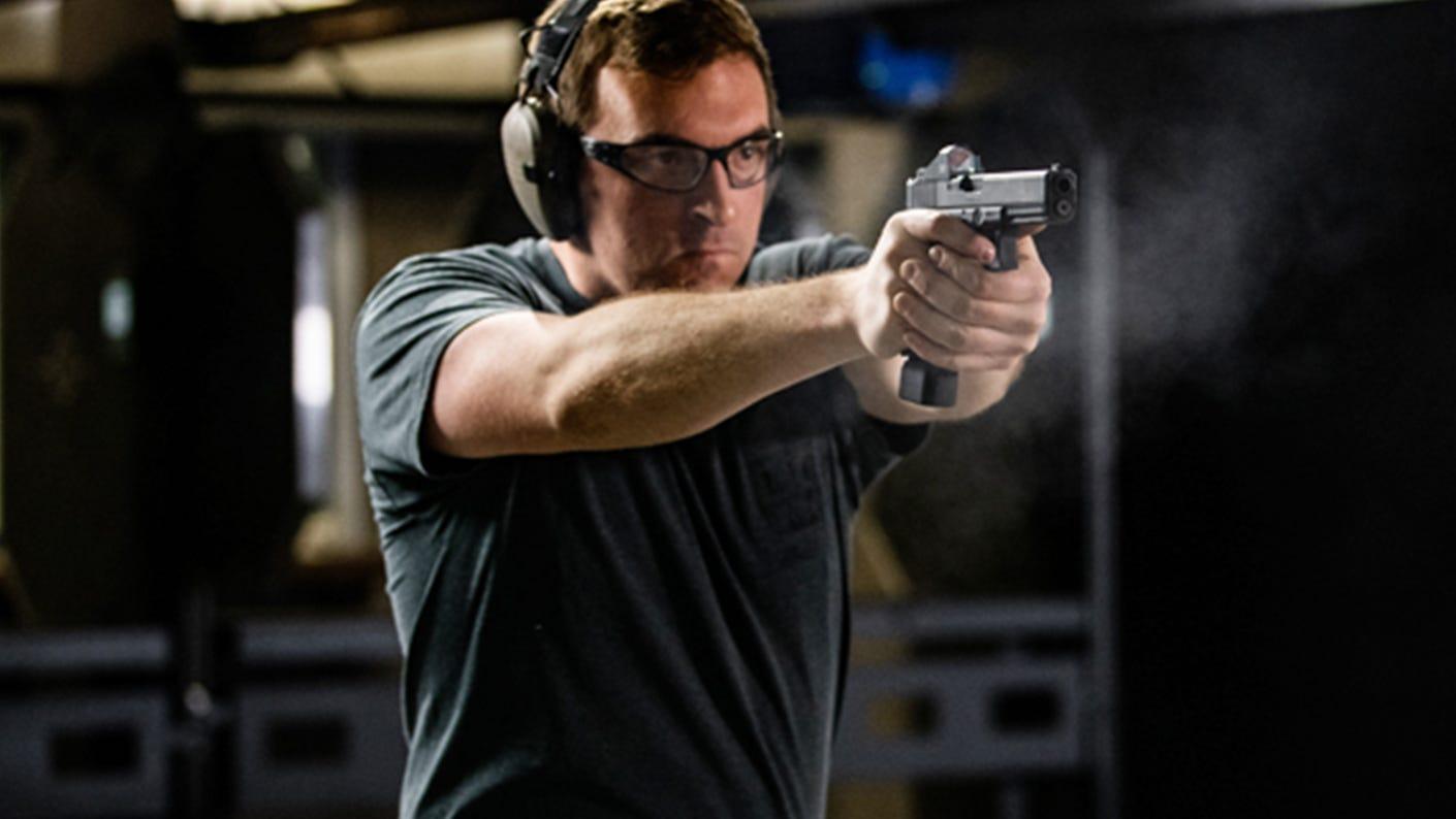 Do competition shooting skills translate to self-defense shooting skills?