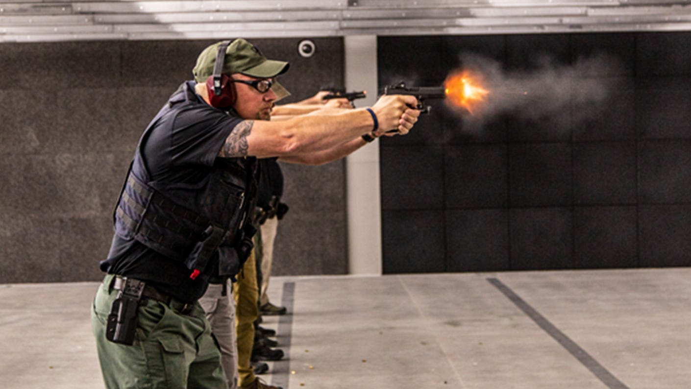 Competition or self-defense, every second counts