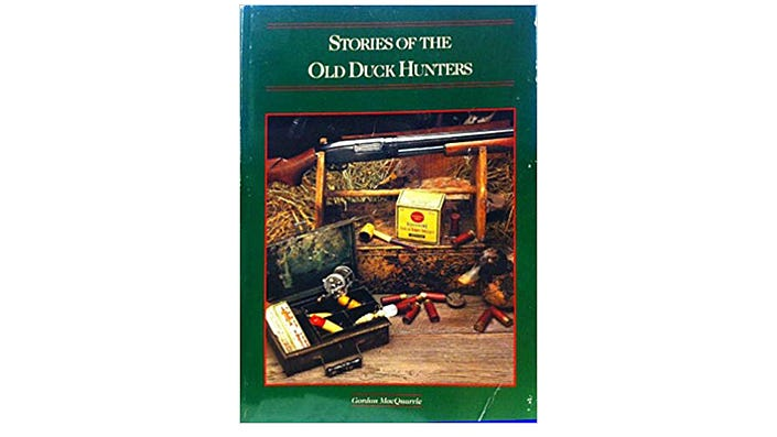 Stories of the Old Duck Hunters