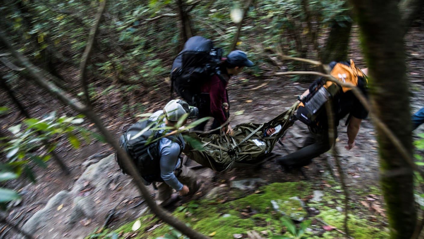 Orthopedic Injuries in the Wilderness
