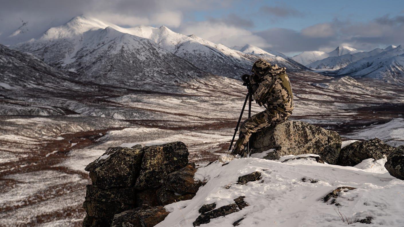 ProTip: Optics Selection for a Mountain Hunt